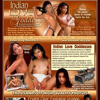 Indian Love Goddess